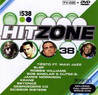 Cover  - Hitzone 38