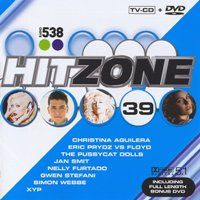Cover  - Hitzone 39