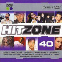 Cover  - Hitzone 40