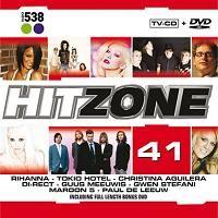 Cover  - Hitzone 41