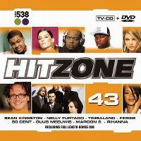 Cover  - Hitzone 43