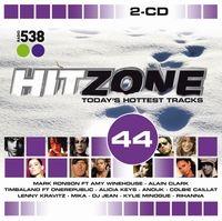 Cover  - Hitzone 44