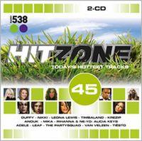Cover  - Hitzone 45