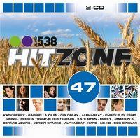 Cover  - Hitzone 47