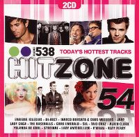 Cover  - Hitzone 54