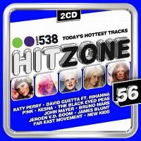 Cover  - Hitzone 56