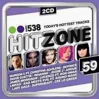 Cover  - Hitzone 59