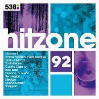 Cover  - Hitzone 92