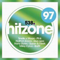 Cover  - Hitzone 97