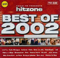 Cover  - Hitzone Best Of 2002