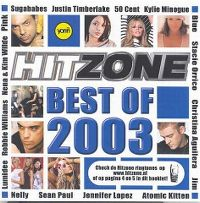 Cover  - Hitzone Best Of 2003