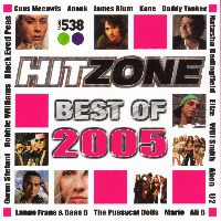 Cover  - Hitzone Best Of 2005