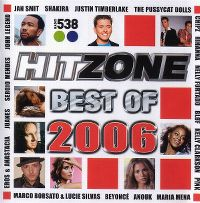 Cover  - Hitzone Best Of 2006