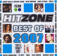Cover  - Hitzone Best Of 2007