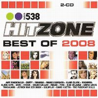 Cover  - Hitzone Best Of 2008