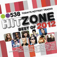 Cover  - Hitzone Best Of 2012
