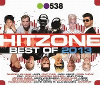 Cover  - Hitzone Best Of 2013