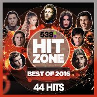 Cover  - Hitzone Best Of 2016