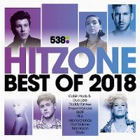 Cover  - Hitzone Best Of 2018