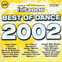 Cover  - Hitzone Best Of Dance 2002