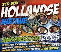 Cover  - Hollandse Nieuwe! - Jaaroverzicht 2005