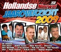 Cover  - Hollandse Nieuwe! - Jaaroverzicht 2009