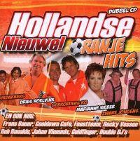 Cover  - Hollandse Nieuwe! - Oranje hits