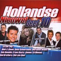 Cover  - Hollandse Nieuwe! Deel 10