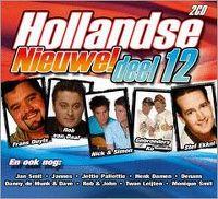 Cover  - Hollandse Nieuwe! Deel 12