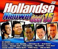 Cover  - Hollandse Nieuwe! Deel 15