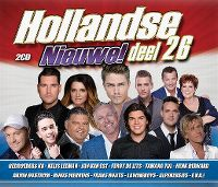 Cover  - Hollandse Nieuwe! Deel 26