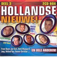 Cover  - Hollandse Nieuwe! Deel 3