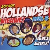 Cover  - Hollandse Nieuwe! Deel 6