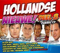 Cover  - Hollandse Nieuwe! Deel 8
