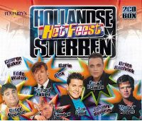 Cover  - Hollandse sterren - Het feest