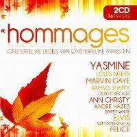 Cover  - Hommages - Onsterfelijke liedjes van onsterfelijke artiesten