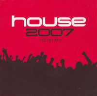 Cover  - House 2007 - The Hit-Mix