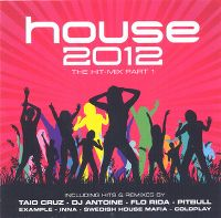 Cover  - House 2012 - The Hit-Mix Part 1