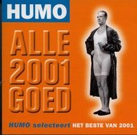 Cover  - Humo - Alle 2001 goed