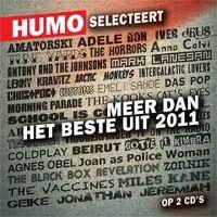 Cover  - Humo selecteert meer dan het beste uit 2011