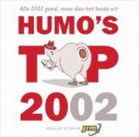 Cover  - Humo's Top 2002
