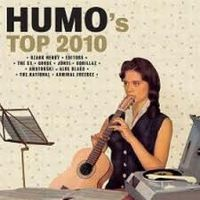 Cover  - Humo's Top 2010