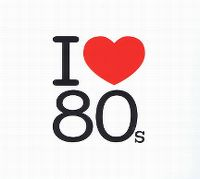 Cover  - I ❤ 80s