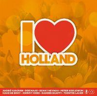 Cover  - I ♥ Holland