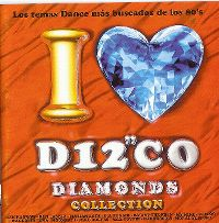 Cover  - I Love Disco Diamonds Collection Vol. 15