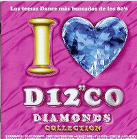 Cover  - I Love Disco Diamonds Collection Vol. 6