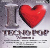 Cover  - I Love Tecno Pop - Volumen 2