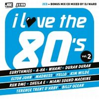 Cover  - I Love The 80's Vol. 2