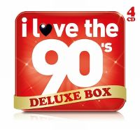 Cover  - I Love The 90's - Deluxe Box