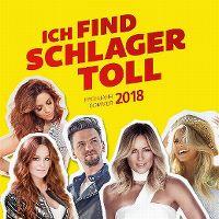Cover  - Ich find Schlager toll - Frühjahr Sommer 2018